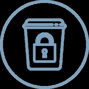 Confidential Bins & Storage