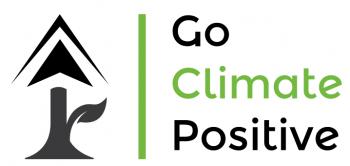 Go Climate Positive logo